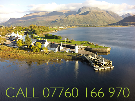 Call Aerial Photography Scotland today